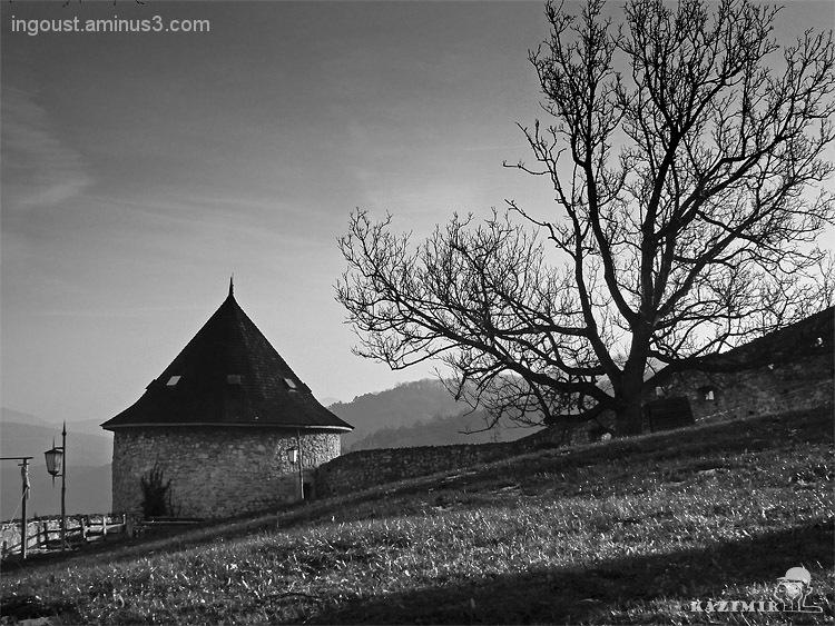Trenčín Castle / Slovakia
