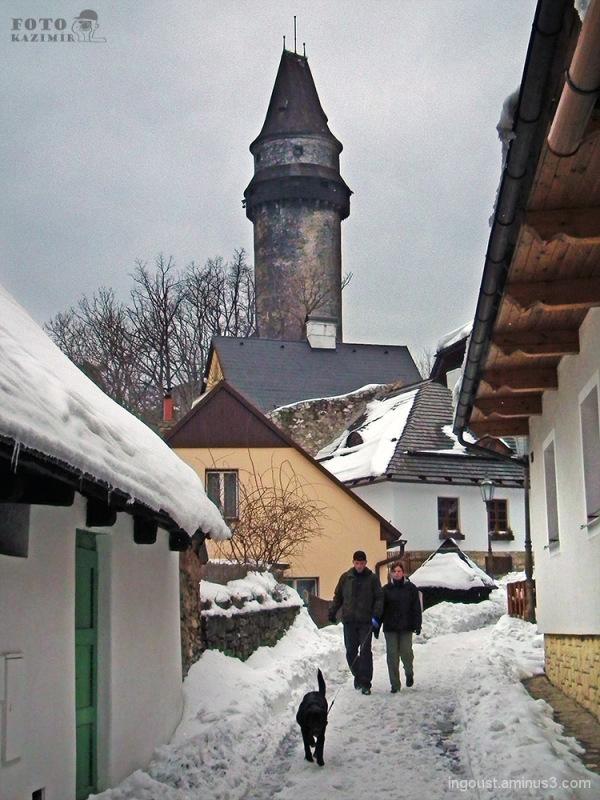 Štramberk tower