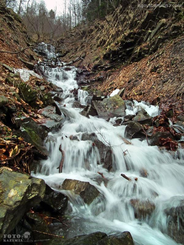 Bučací stream 2/ Beskydy Mountains
