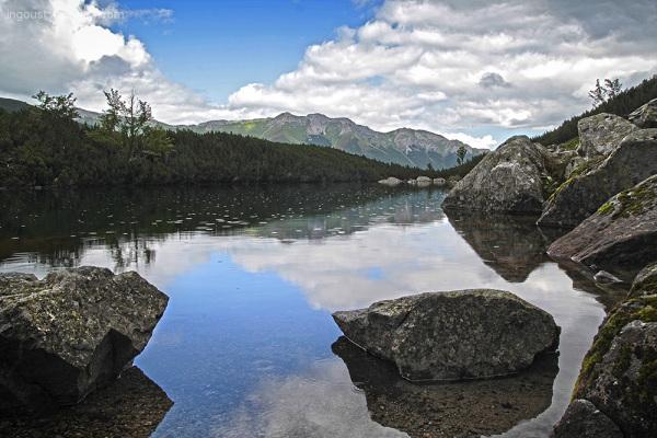 Black lake / Tatry