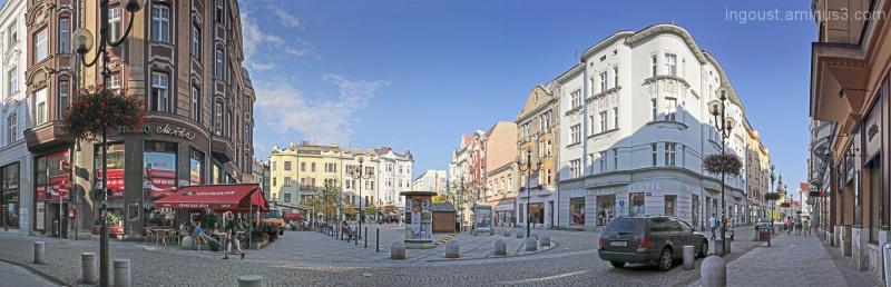 Ostrava / Kuří rynek