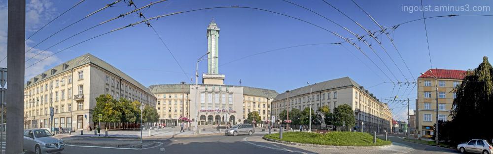 Ostrava / cityhall