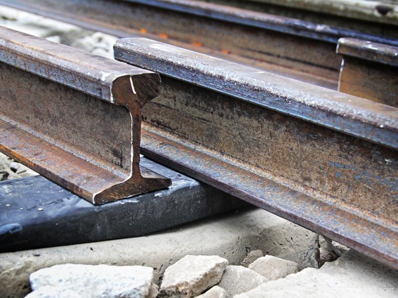 New rails