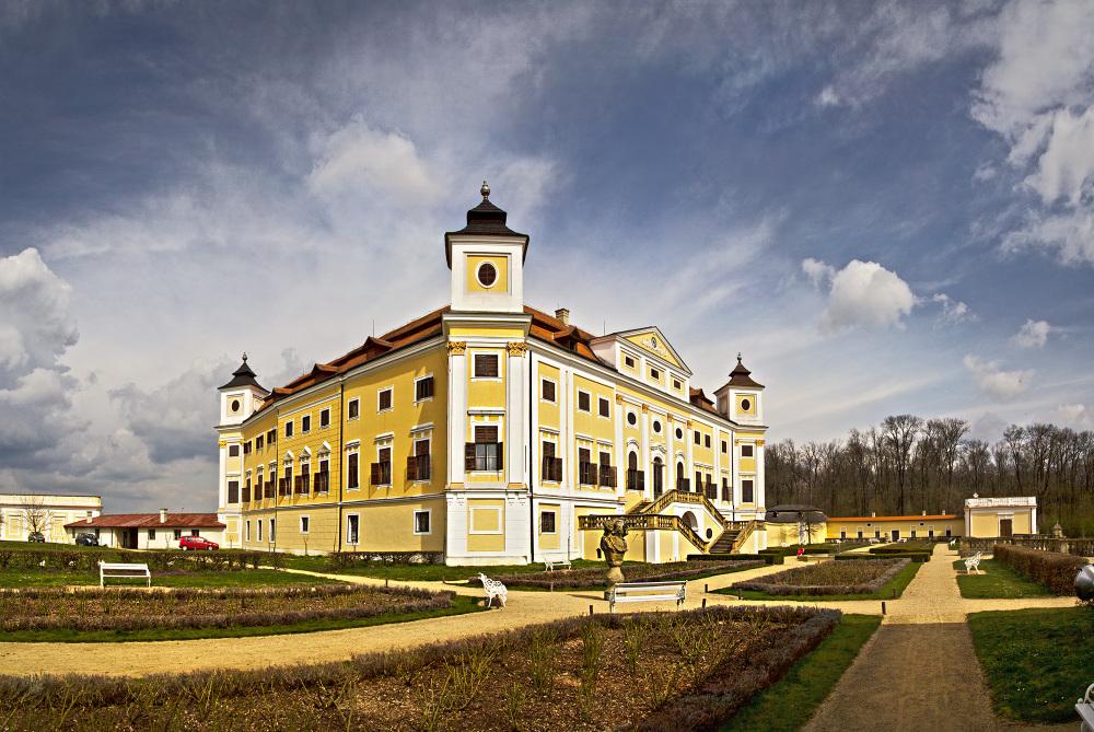 Milotice castle