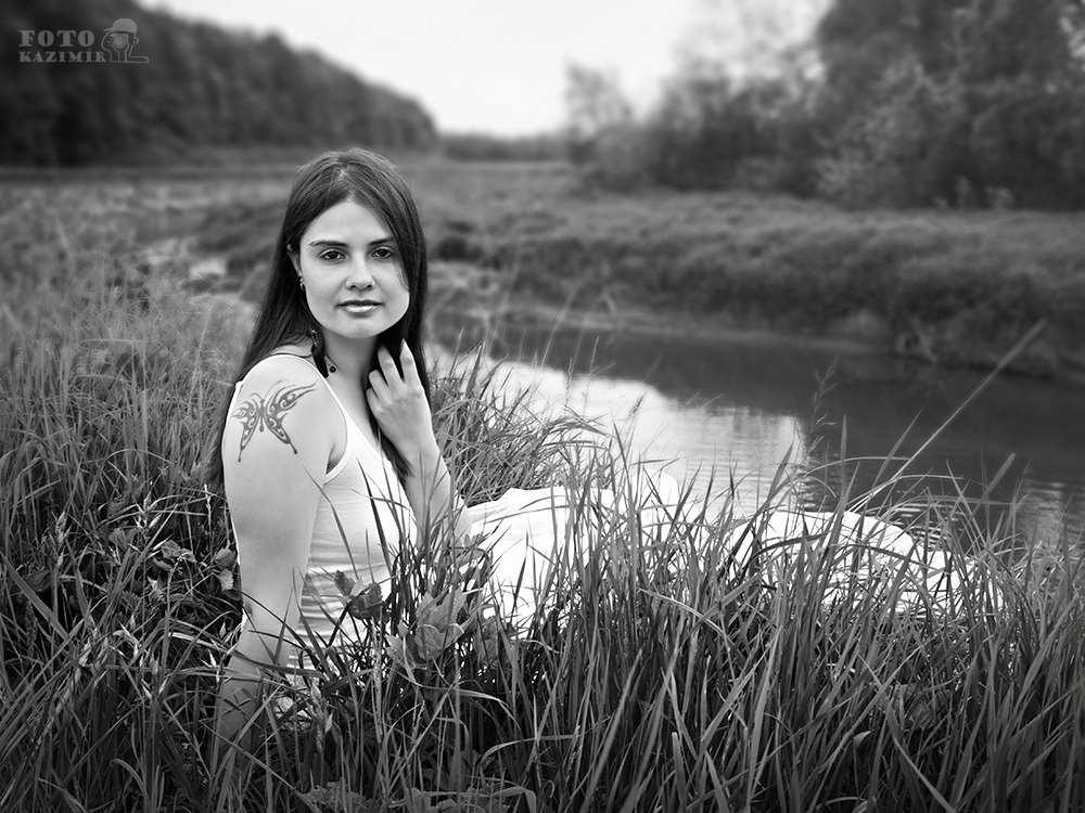 By the river 2