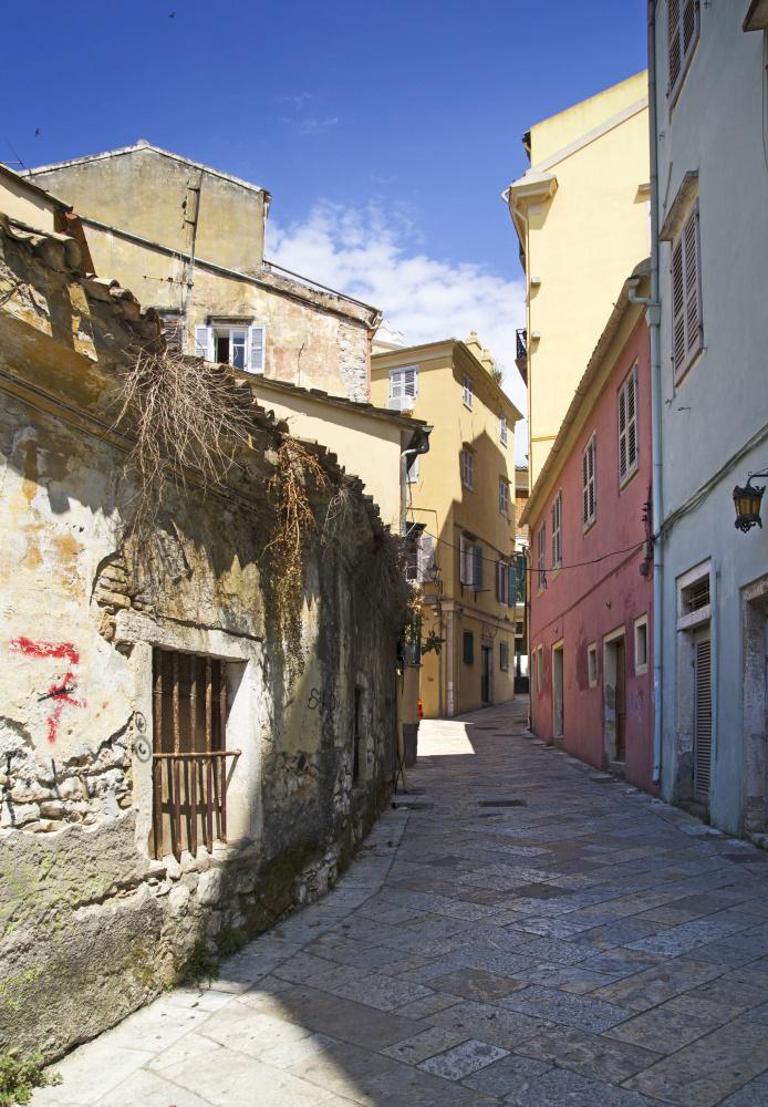 Streets of Kerkyra 2