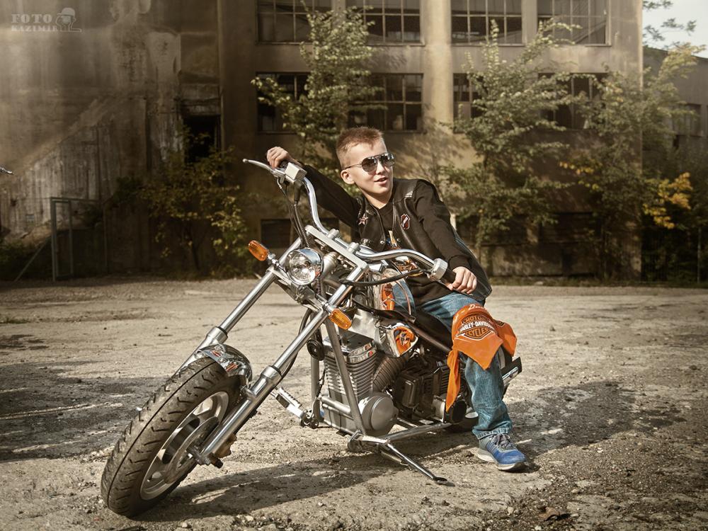 Little Harley Boy