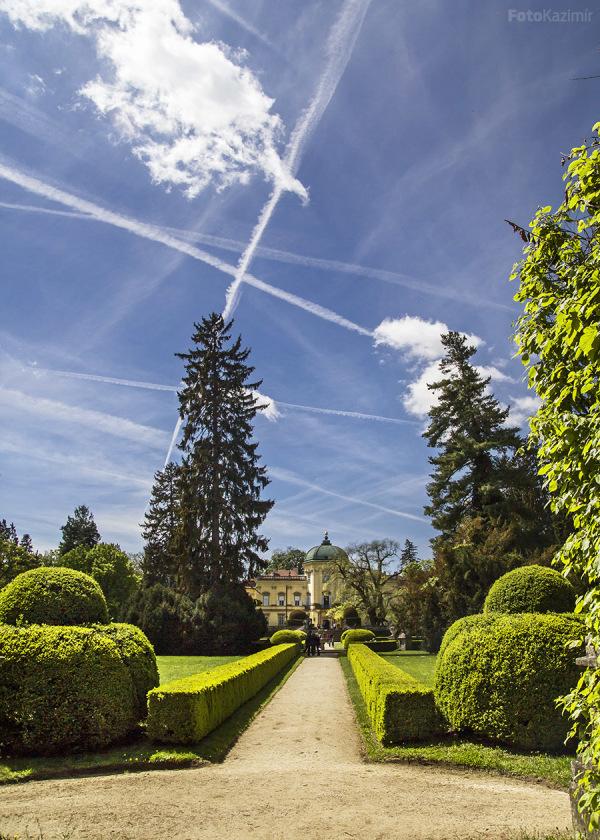 Castle park / Buchlovice II