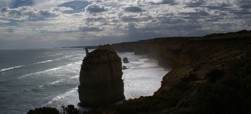 one of 12 Apostles in Melbourne, Vic