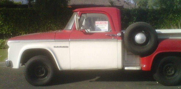 old truck for sale