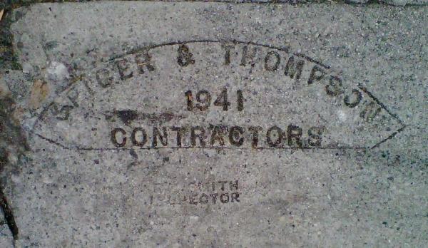 concrete date