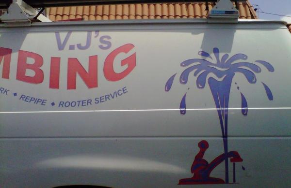 plumber van
