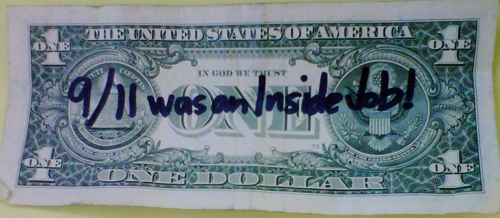 conspiracy dollar