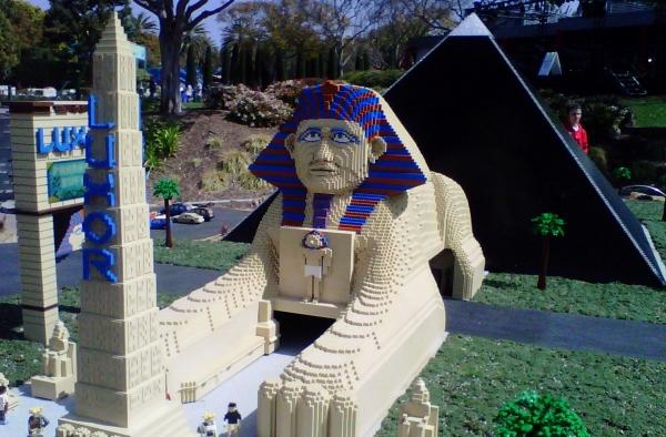 legoland sphinx