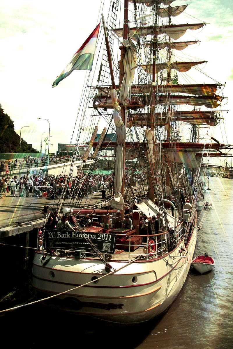 Tall Ship's Boat