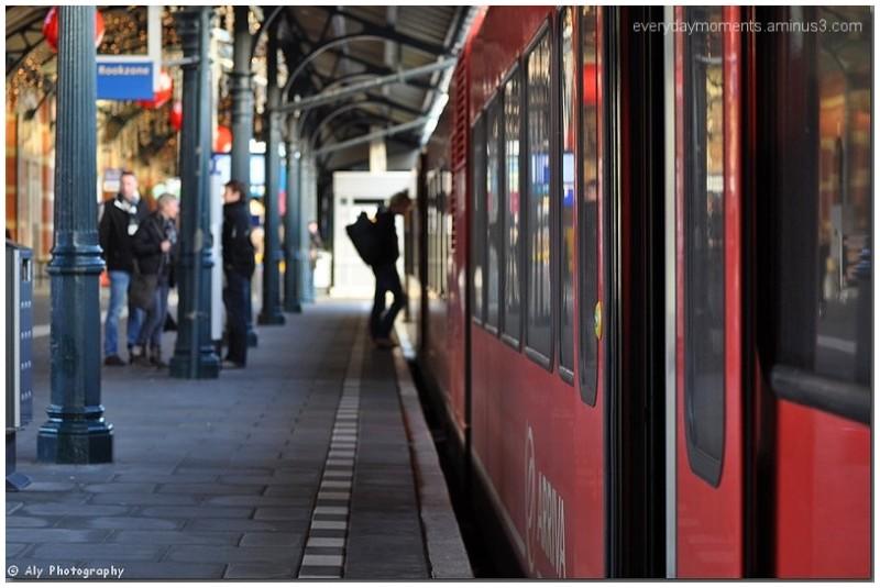 Groningen,trein,reizen,Nikon D5000,station