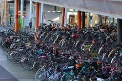 Groningen .treinstation,Nikon D5000,foto excursie