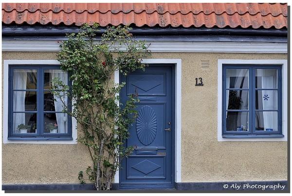 13, huis, simrishamm ,zweden,Nikon D5000.
