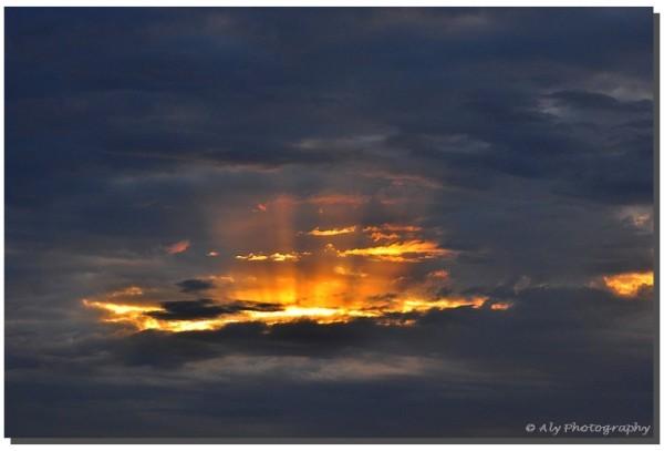 zonsondergang, NikonD5000