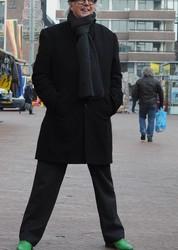 Meet Piet the radio street reporter
