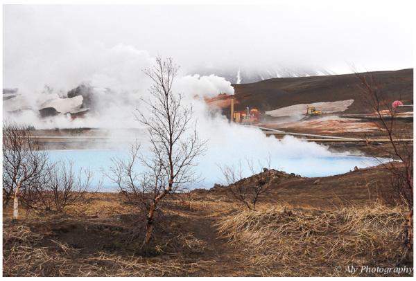 geothermische energie   Iceland #3