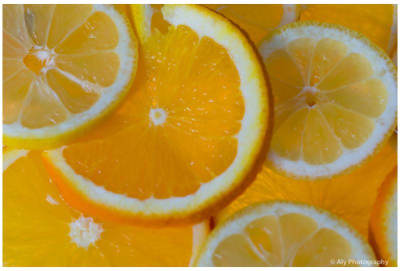 oranges lemon suns