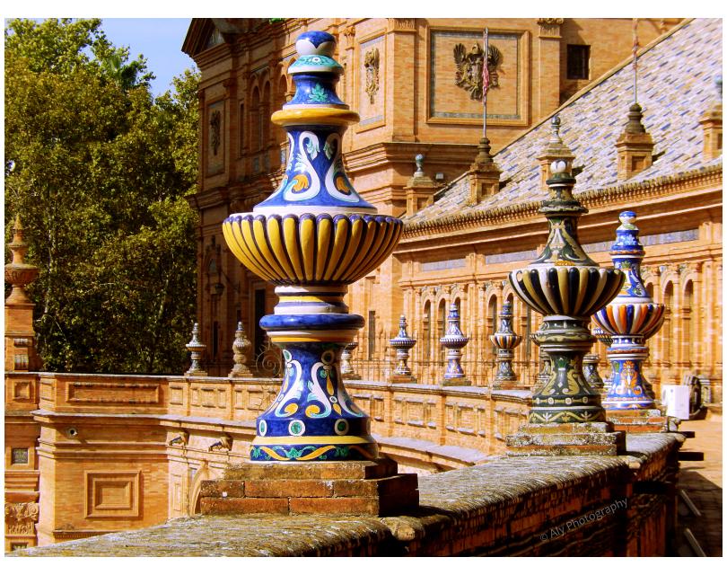 Spanish pavilion Seville