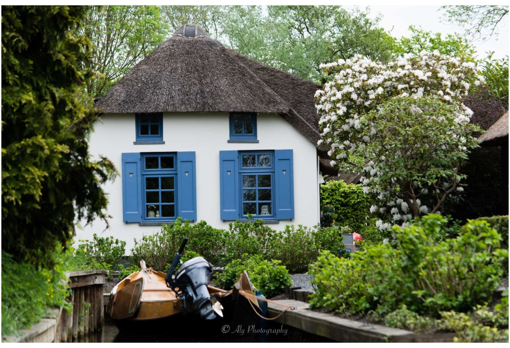 Giethoorn Holland Venice  5