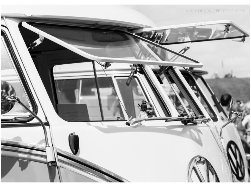 Open windows  VW