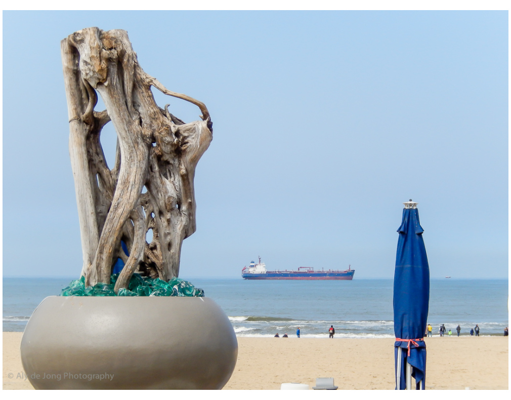 Scheveningen 3   Beach-sea  view