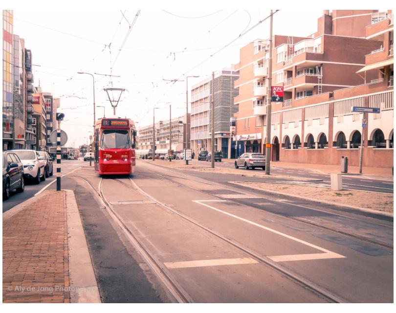 Scheveningen 4   Down-town