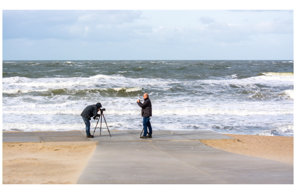 stormy weather - - what are they looking for?