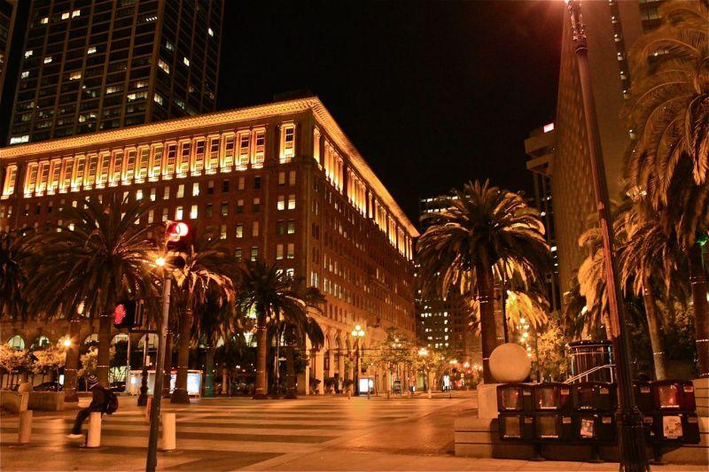San Francisco, Embarcadero