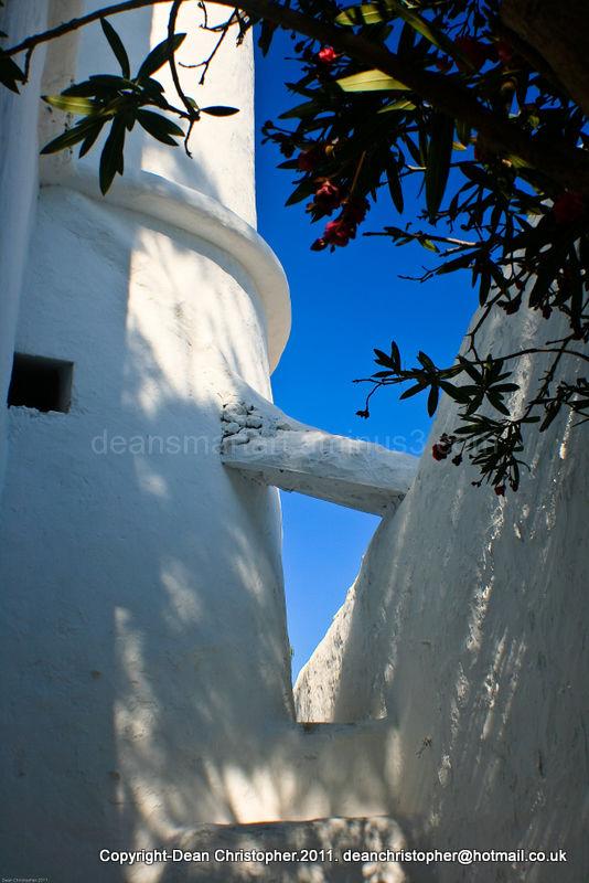 Santa Eulalia church-Ibiza. 2.