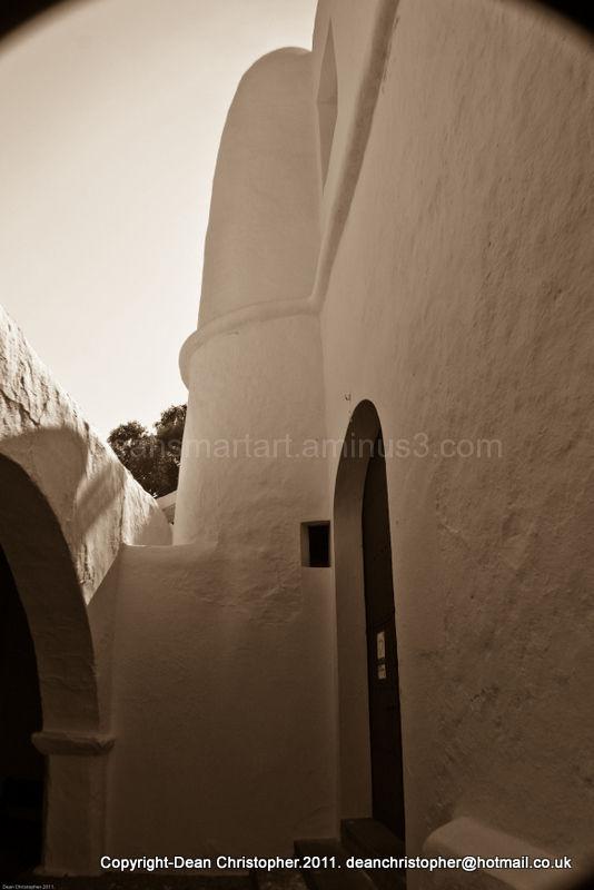 Santa Eulalia church-Ibiza. 3.