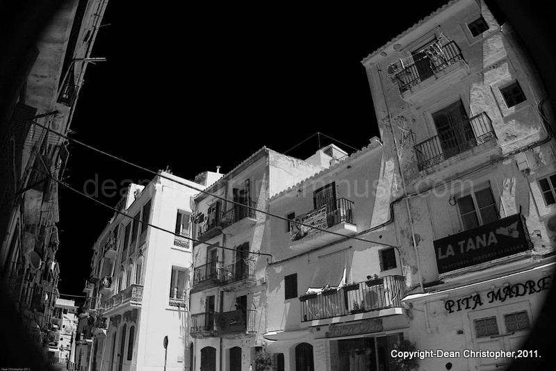 Ibiza Town. Ibiza.
