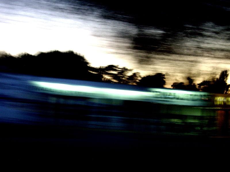 Train fantôme.