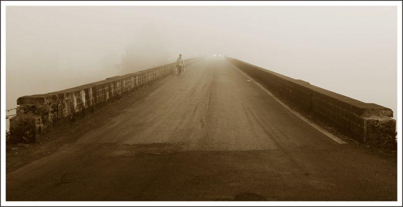 ...a path...