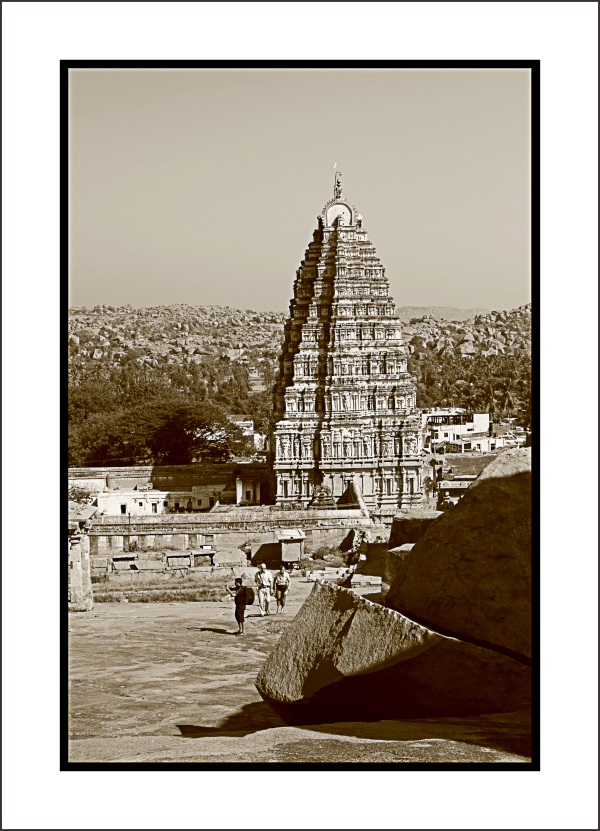 ...Virupaksha Temple...