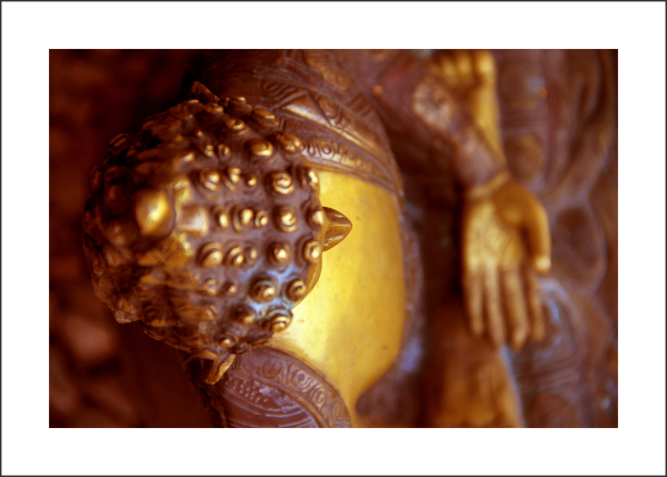 ... '' BUDDHA '' The lord of peace ...