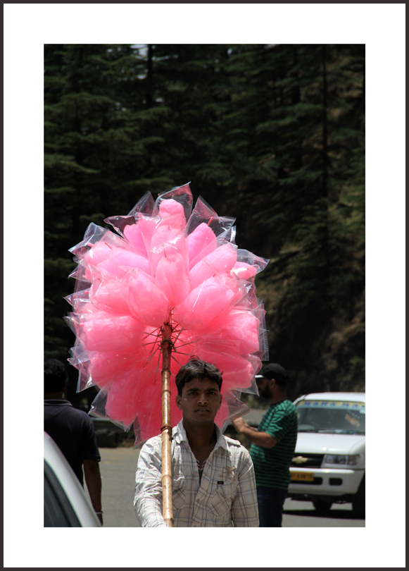... cotton candy ...