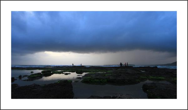 ... storm ...