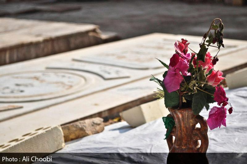 گلی به رسم یادبود