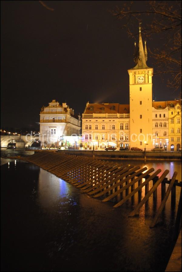 The Vltava River