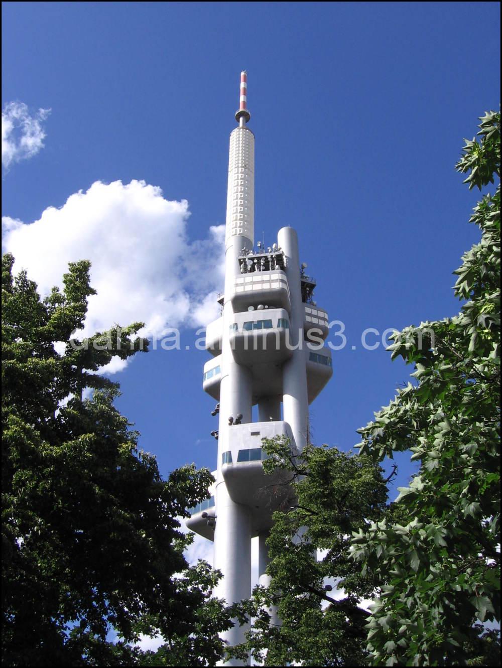 tv tower prague