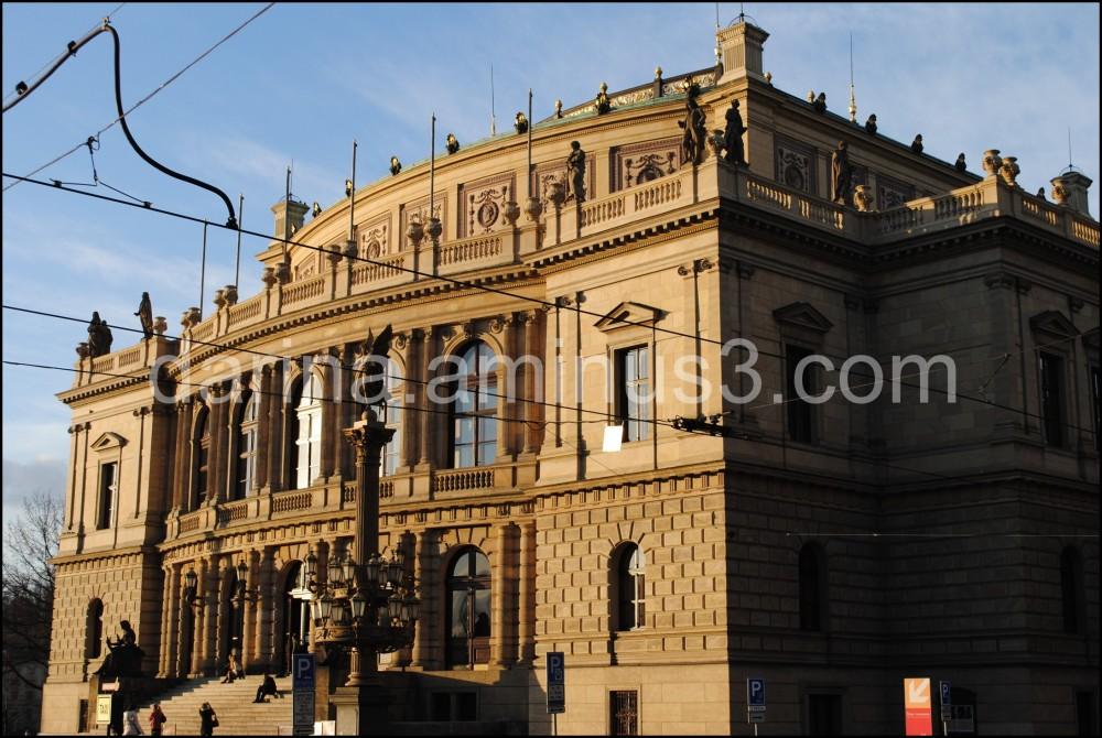 Rudolfinum Prague