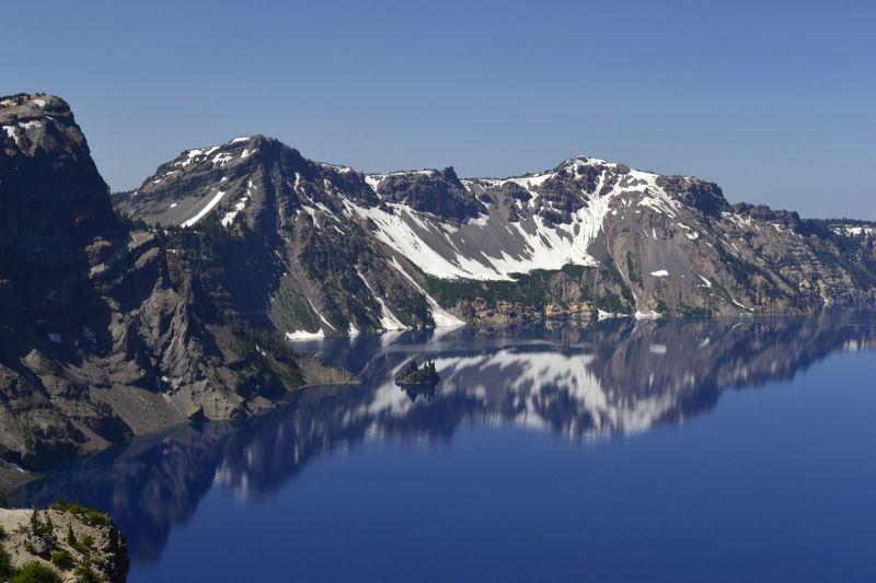 Crater Lake, OR 2011