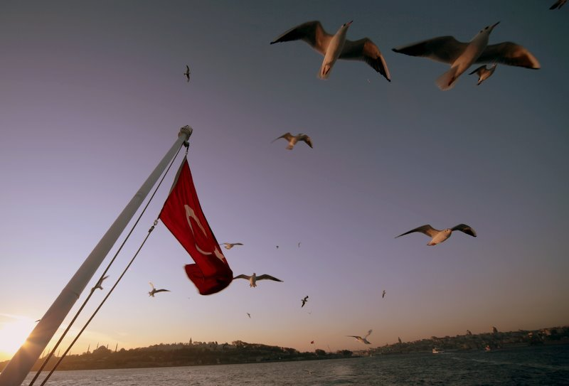 from Istanbul,Turkey