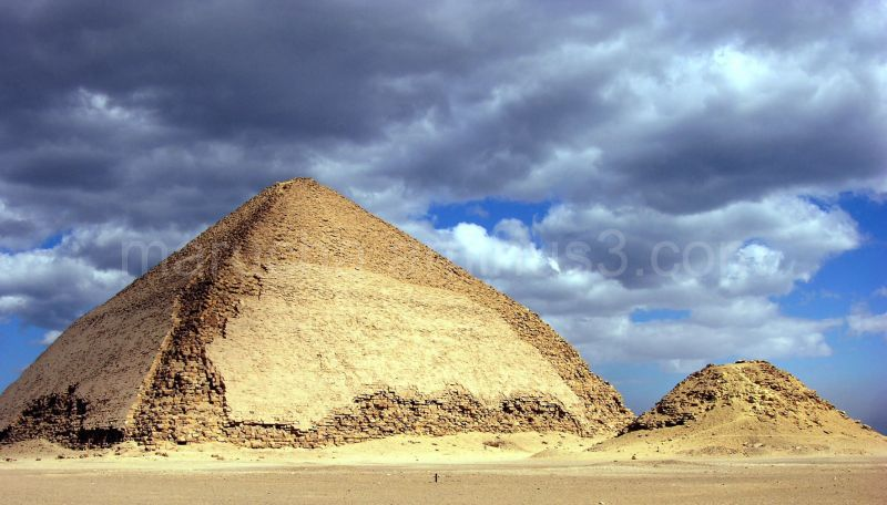 Snofru's Bent Pyramid