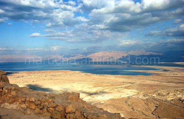 Israel, Masada Dead Sea